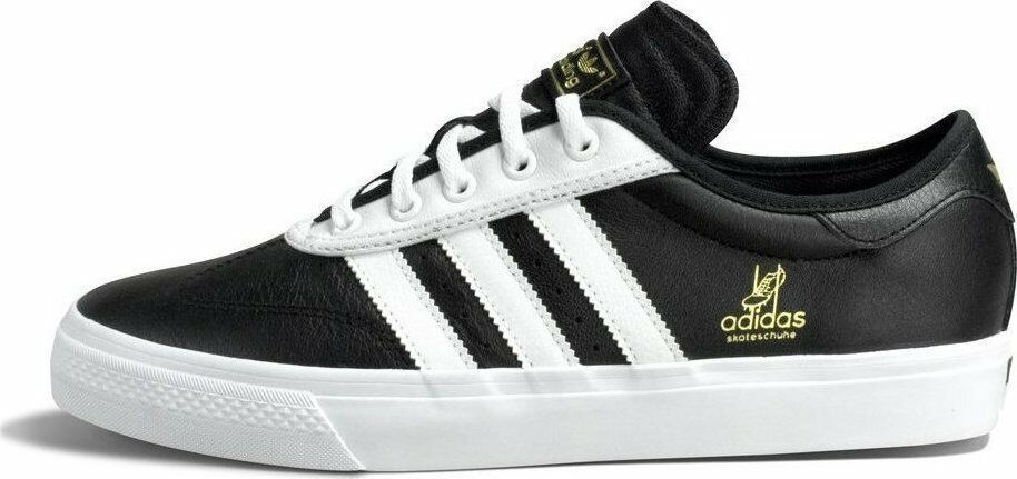 Adidas adi-ease universale nero oro bianco b72584 avanzati skate (376), scarpe da uomo | economia  | Uomini/Donne Scarpa