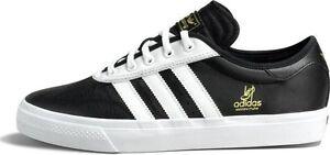 Adidas ADI-EASE UNIVERSAL ADV Black White Gold Skate Discount (376 ...