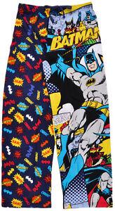Batman Pijama para Hombre DC Comics