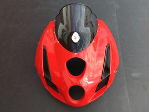 D21 Ducati 749 999 Frontverkleidung Scheinwerferverkleidung Front Verkleidung