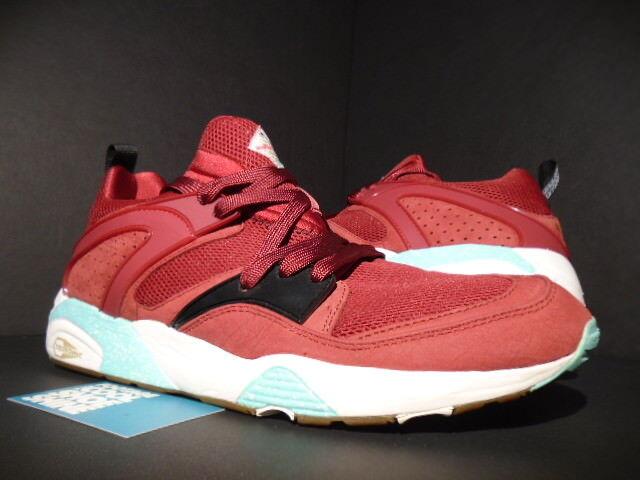 Puma Blaze of Glory pantano zapatilla de deporte glorioso baño de sangre empaquetador Rojo Azul 361044-01 12