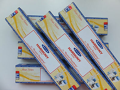 15 Gramm Nag Champa  Räucherstäbchen Sataya Harmony neu -  incense sticks