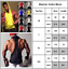 Men-039-s-Muscle-Hoodie-Tank-Tops-Workout-Gym-Fitness-Sleeveless-Vest-Hooded-T-Shirt thumbnail 2