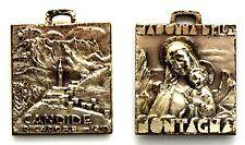 Medaglia Montagna Candide Di Cadore m. 1210 Madonna Della Montagna (Affer)
