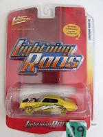 Johnny Lightning RODS '71 Chevy VEGA PRO STOCK Toys