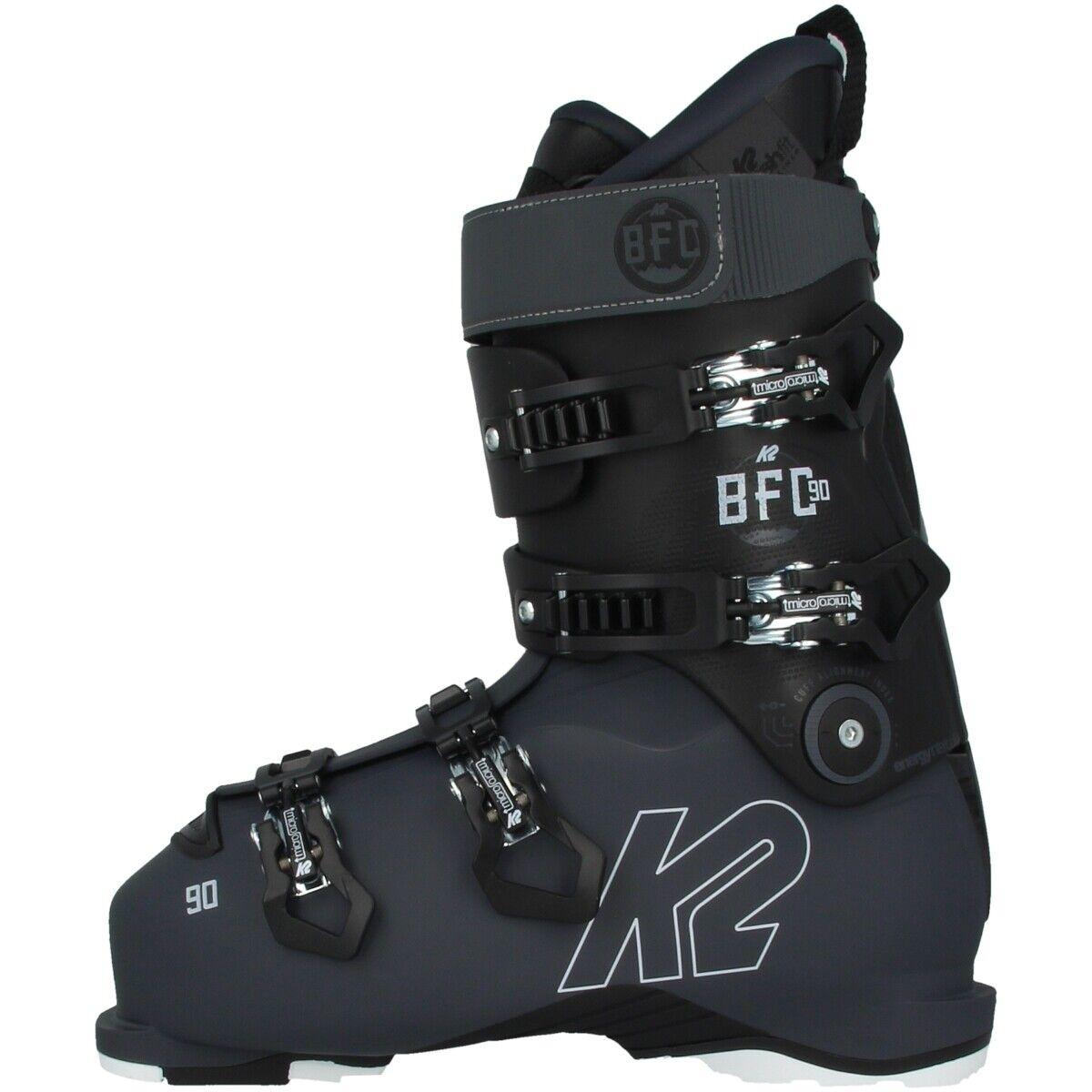 K2 BFC 90 Sautoponi Uomo sautopone sci alpinismo skistivali skistivali skistivali Sautope Invernali Stivali grigio 10d2200 6b5