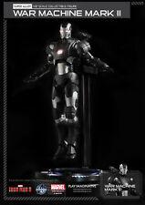 Iron Man 3 Super Alloy Action Figure 1/12 War Machine Mark II Ver. 2 15 cm Play