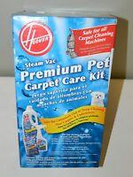 Hoover Steamvac Premium Pet Carpet Care Kit Solution 32 Oz.