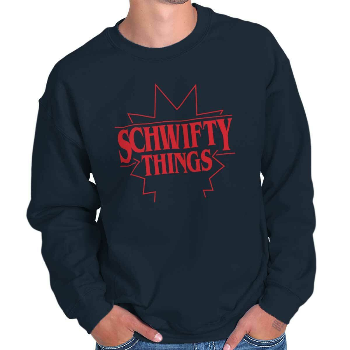HOT Volvo Schwifty HOODIE Winter Zipper Coat Jacket Sweatshirts ZIP UP Coat