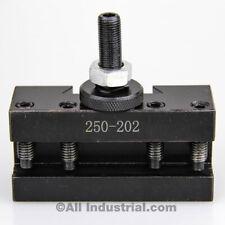 Bxa 2 Quick Change Turning Facing Amp Boring Tool Post Holder 250 202