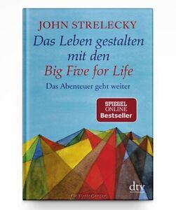 Details zu Das Leben gestalten mit den Big Five for Life von John Strelecky  * Taschenb. Neu
