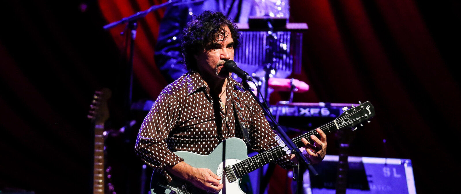 John Oates with The Good Road Band Tickets (21+ Event)
