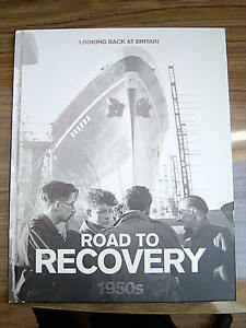 Looking back on Britain Road To Recovery 1950s Moynahan B Readers Digest book - <span itemprop='availableAtOrFrom'>Lisburn, Antrim, United Kingdom</span> - Looking back on Britain Road To Recovery 1950s Moynahan B Readers Digest book - Lisburn, Antrim, United Kingdom