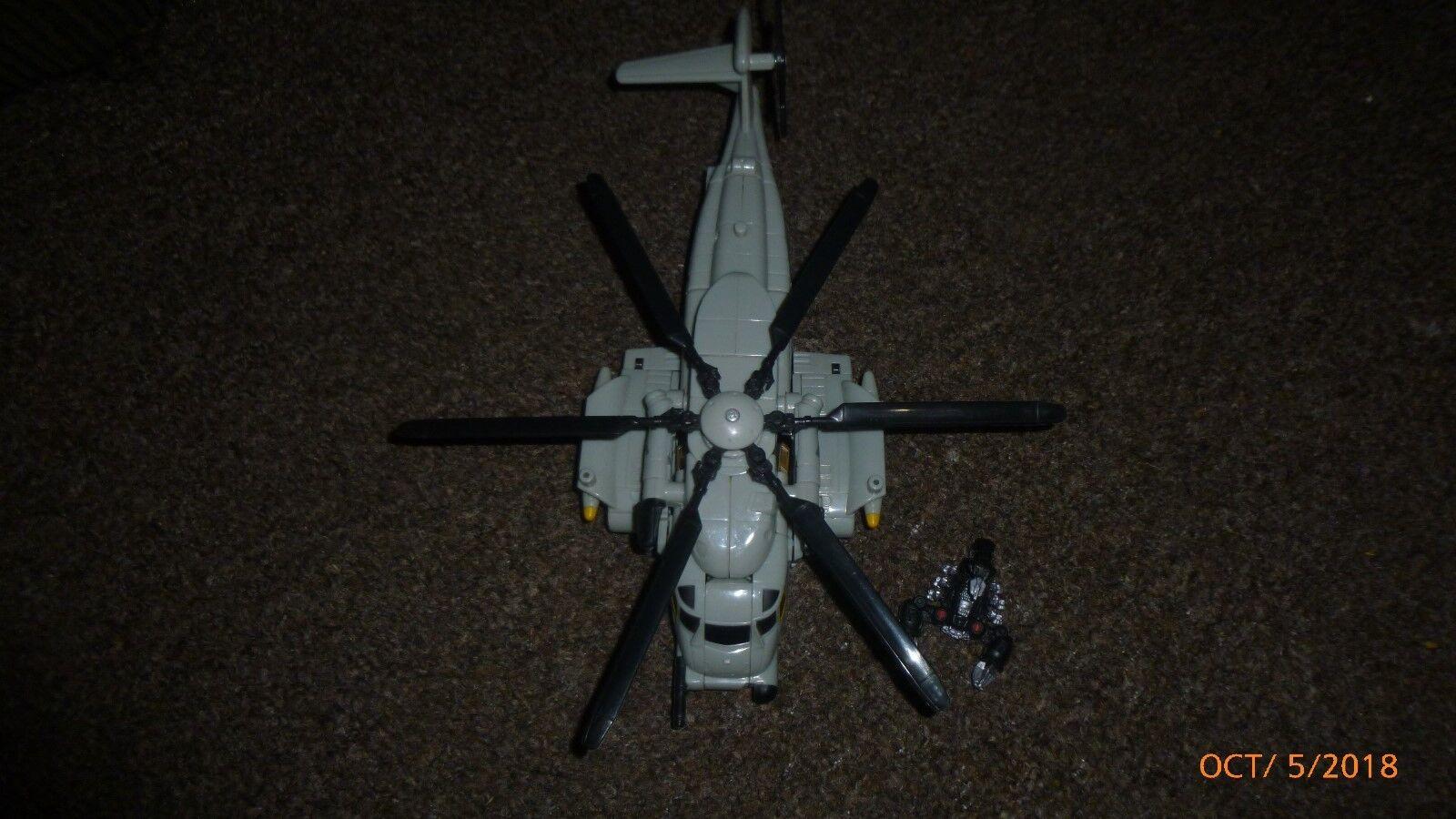 Transformers Generations Revenge of the Fallen Grindor Voyager Figure Complete