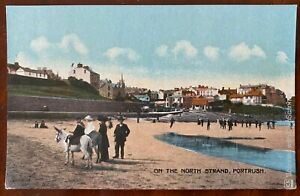 On-the-North-Strand-Portrush-Postcard-Co-Antrim-Northern-Ireland