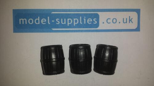Spot on reproduction en plastique noir Baril Charge Pour Erf 68 G 109//3