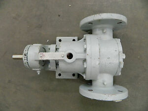 "REBUILT VIKING H724 STAINLESS STEEL S/S PUMP 3/4"" SHAFT DIA. 2"" FLANGE"