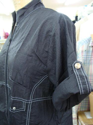 STYLIST HAIR DRESSER Reto  Nylon Jacket BEAUTICIAN -GROOMER  Smock