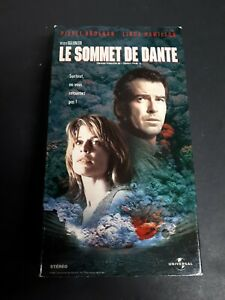Dante-039-s-Peak-Le-Sommet-De-Dante-1997-VHS-French-Version-Suspense