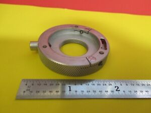 LEITZ-GERMANY-PHACO-OBJECTIVE-HOLDER-MICROSCOPE-PART-AS-PICTURED-amp-FT-6-134
