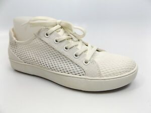 ec5cece7b513a Naturalizer Women's Morrison 3 White Fashion Sneaker SZ 8.0 M PRE ...