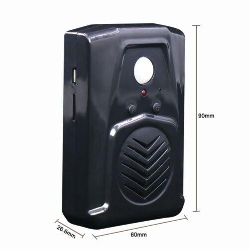 Sans fil capteur PIR détecteur de mouvement détecteur Activé Halloween Sound Speaker