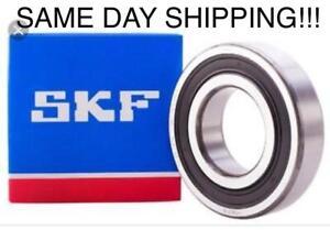 Bearing SKF 6007-2RS C3  rubber seals 6007-rs ball bearings 6007 rs