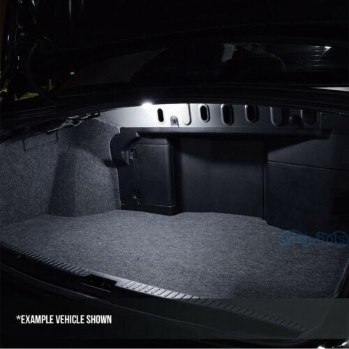 5x Xenon White SMD LED Interior Light Bulbs Kit For 2014-2016 Mitsubishi Mirage