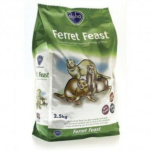 ALFA FURETTO CIBO Feast MIX 2.5KG kg