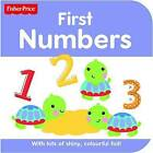 Fisher Price Rainforest Friends Numbers by Fisher-Price (Board book, 2015)