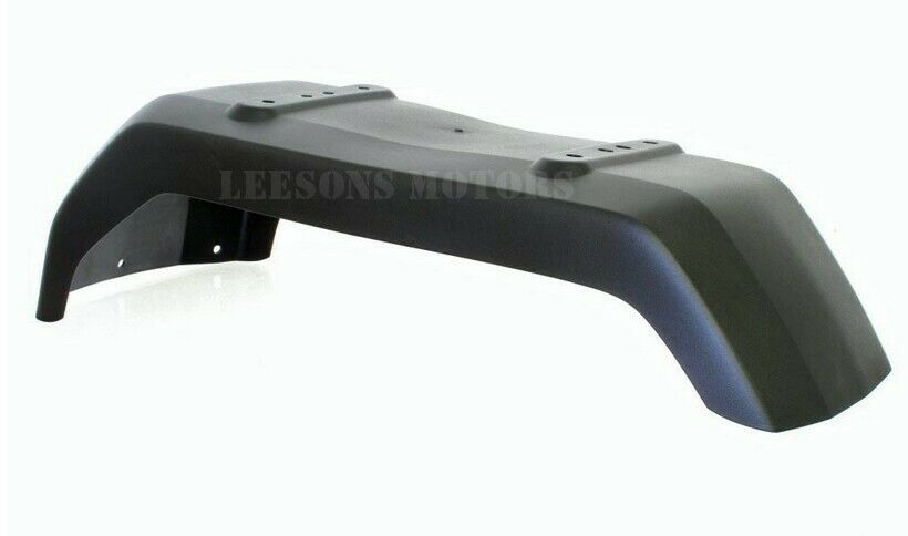 Kawasaki FENDER-REARLHF.BLAC 35023-0121-6Z