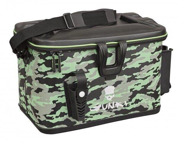 Gunki safe Bag Edge 40 hard camo bolsa impermeable 40x26x26 cm