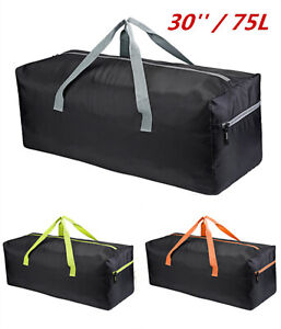 Travel Luggage Duffle Bag Lightweight Portable Handbag Bicycle Large Capacity Waterproof Foldable Storage Tote