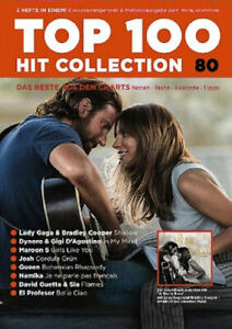 Top-100-Hit-Collection-80-Noten-Texte-Akkorde-Tipps