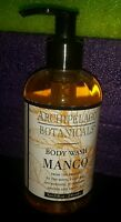 Archipelago Botanicals Mango Body Wash 8 Oz. Hard To Find
