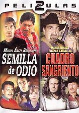 Dos Peliculas Mexicanas - Semilla & Cuadro by Almada, Mario