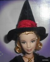 Mattel Barbie Doll As Bewitched Barbie 2001 Collector Edition 53510