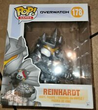 Funko POP!Gift Bag Model Overwatch Reinhardt Vinyl Figure Collection Model IT