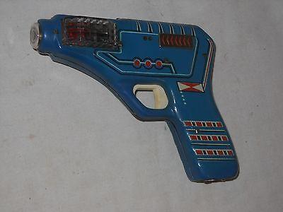 Süß GehäRtet Vintage Tintoy Von Ites Cssr 60èr J. Funktionsfähig Elegant Und Anmutig Space Gun Mars Pistole