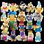 Peluche Super Mario Bros Giocattolo Ragazzo Regalo Bambola Collezione Toy