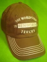 Kenworth Hat: The World's Best 1923 Free Shipping To U.s.a.