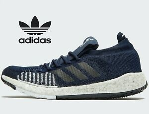 Details about ⚫⚫ Latest PULSE BOOST HD Running Shoes ® ( Men Size UK 7 12 ) Navy Black