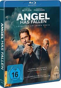 Angel has fallen (parte: 3) [Blu-Ray/Nuovo/Scatola Originale] Gerard Butler, Morgan Freeman, Dan
