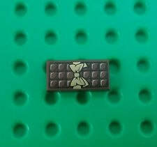 *NEW* Lego Small Chocolate Sweets Flat Tile Plate Confectionery Food x 1 piece