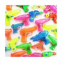 25 Assorted Water Squirt Guns - Party Pack Free Shipping