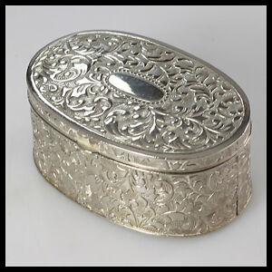 oval vintage old antique Lady Brass Jewellery Jewelry Casket Box Holder Trinket - Brzeg Dolny, Polska - oval vintage old antique Lady Brass Jewellery Jewelry Casket Box Holder Trinket - Brzeg Dolny, Polska