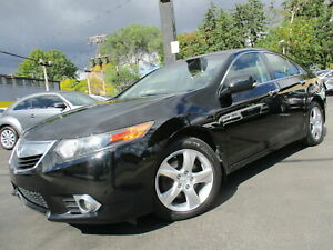 2012 Acura TSX TSX W-PREMIUM PKG|LEATHER|SUNROOF|108,000KMS