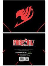 *NEW* Fairy Tail Emblem Elastic Band Document File Folder