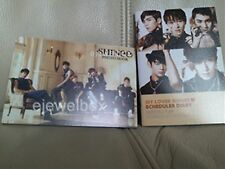 KPOP SHINEE BRAND NEW PHOTOBOOK 64 PAGES+DIARY 64 PAGES/