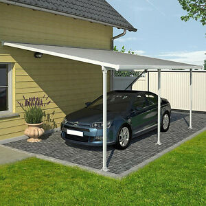 Details About Outdoor Car Port Structure Gazebo Canopy Roof Patio Shelter Yard Cover Sun Shade